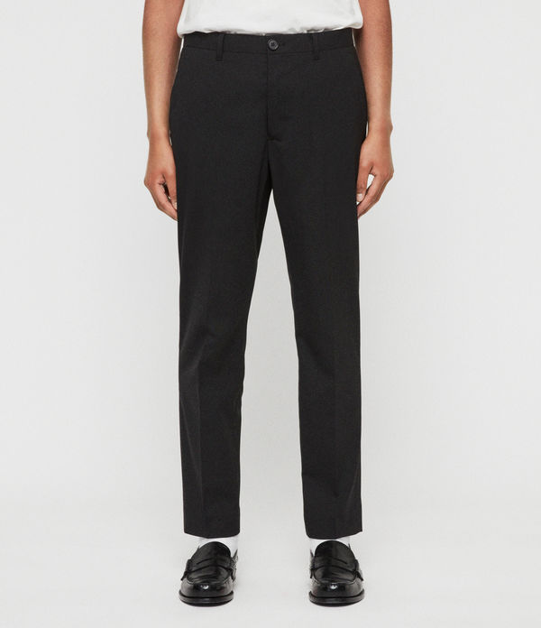 Whyte Cropped Tailored Pants