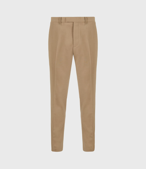 Cleaver Cropped Slim Pants