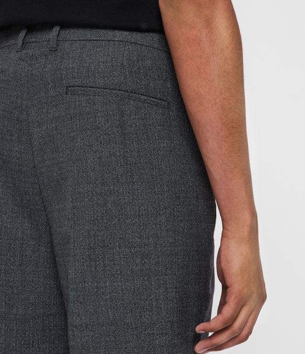 Padfeild Cropped Slim Trousers
