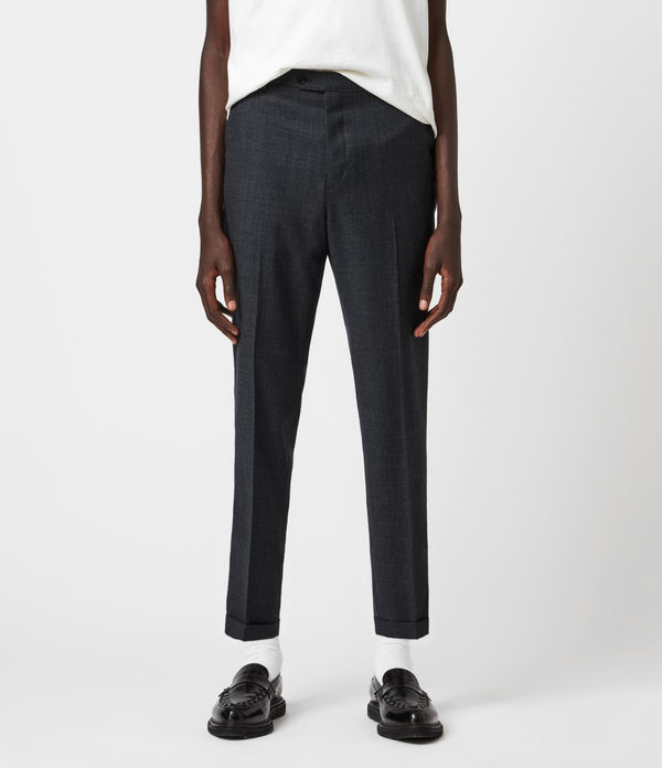 Dayton Cropped Slim Pants