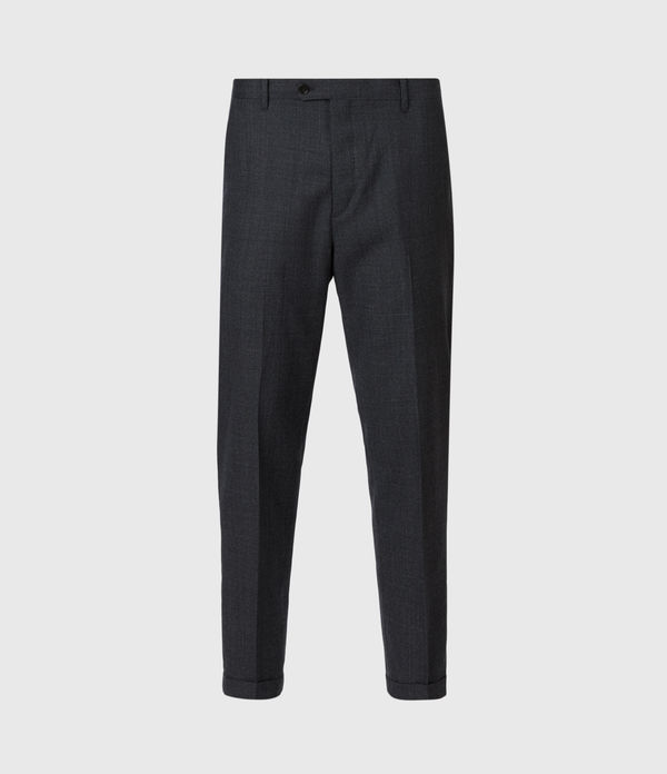 Dayton Cropped Slim Trousers