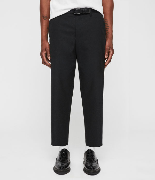 Miro Cropped Wide-Leg Pants