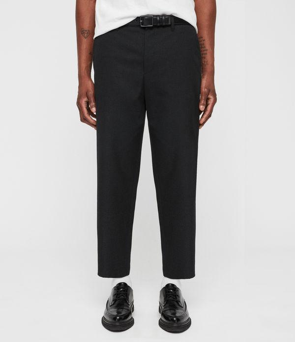 Miro Cropped Wide-Leg Trousers