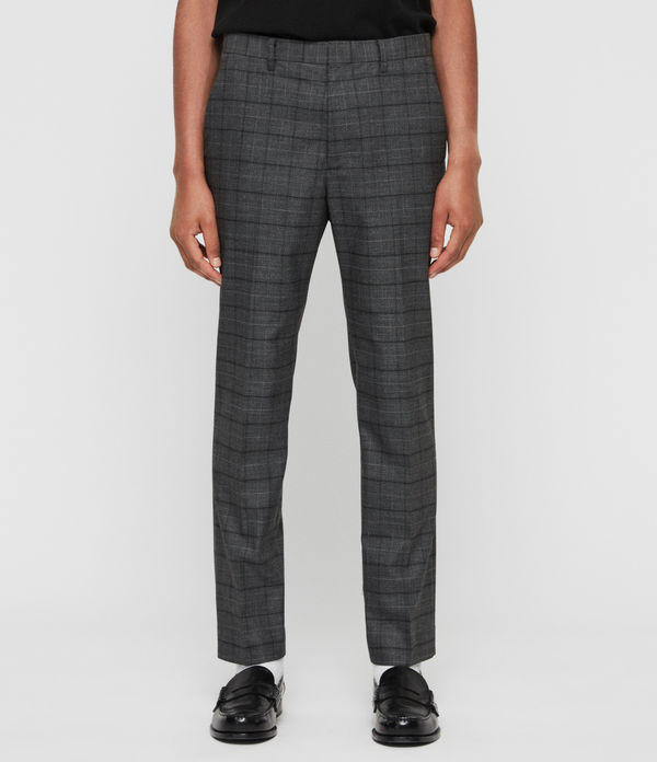 Rathbone Cropped Slim Trousers