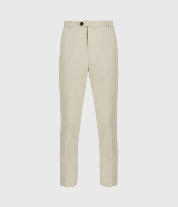 havelock cropped slim trousers