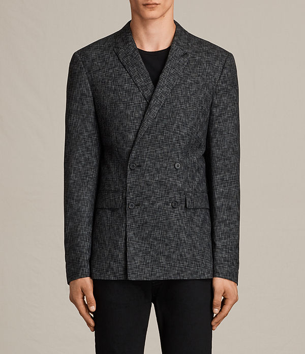 Farndale Double-Breasted Blazer
