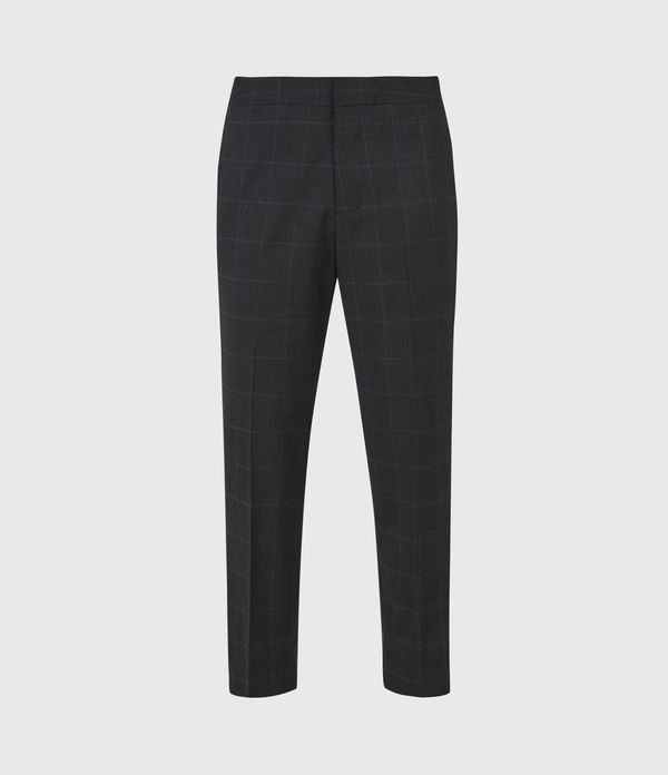 Garth Cropped Slim Pants