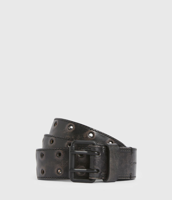 Lincoln Leather Belt