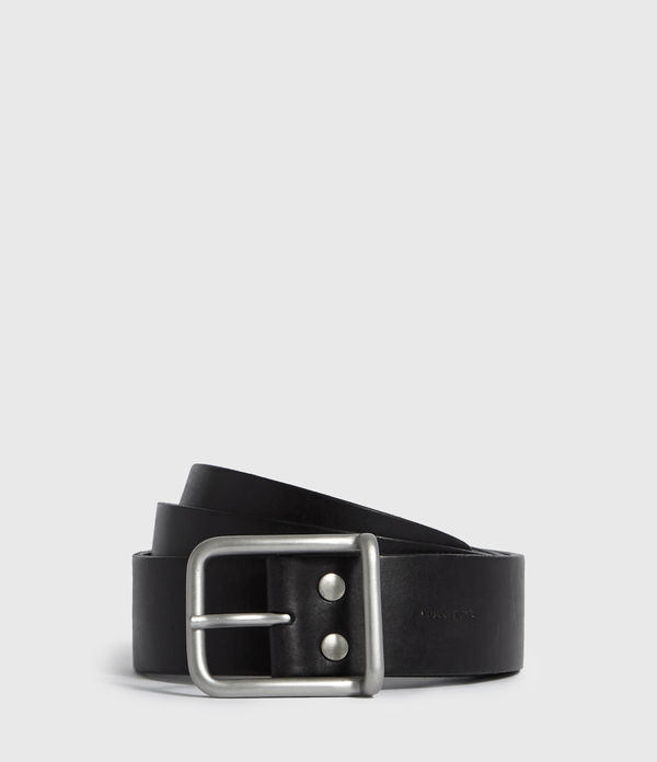 Zain Leather Belt