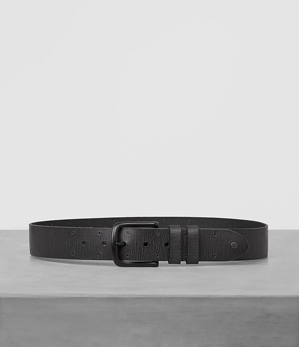 fort leather belt