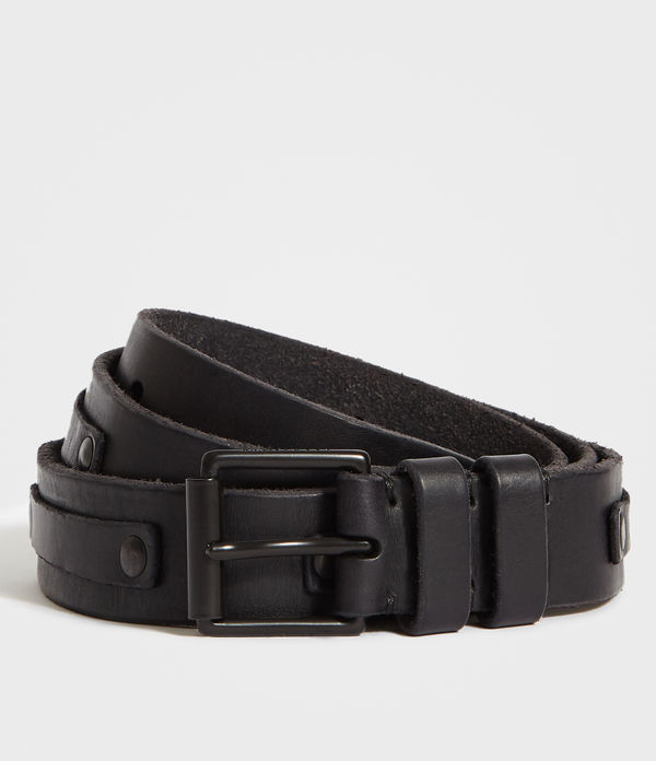 Varick Leather Belt