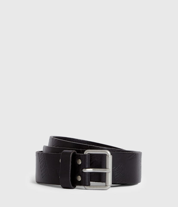 Wilder Leather Belt