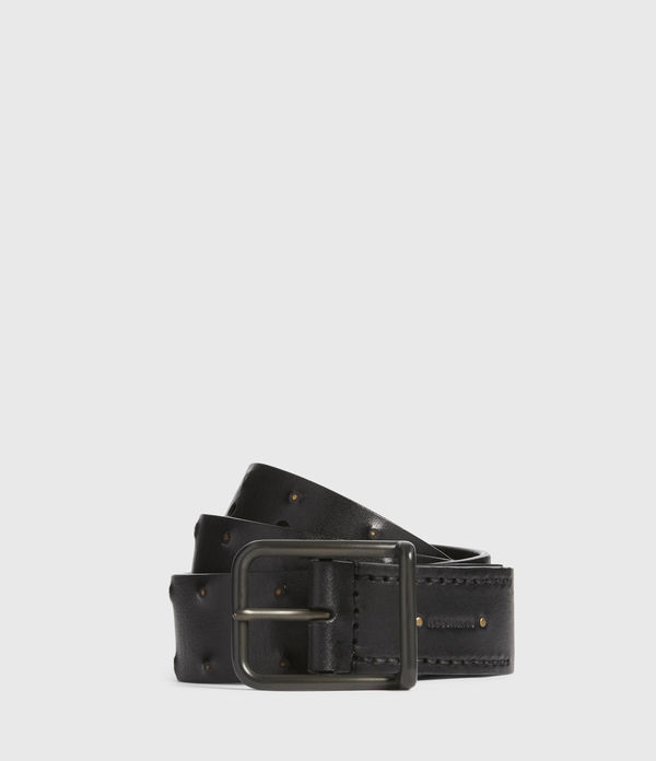 chase leather belt