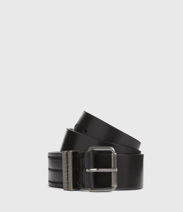 justin leather belt