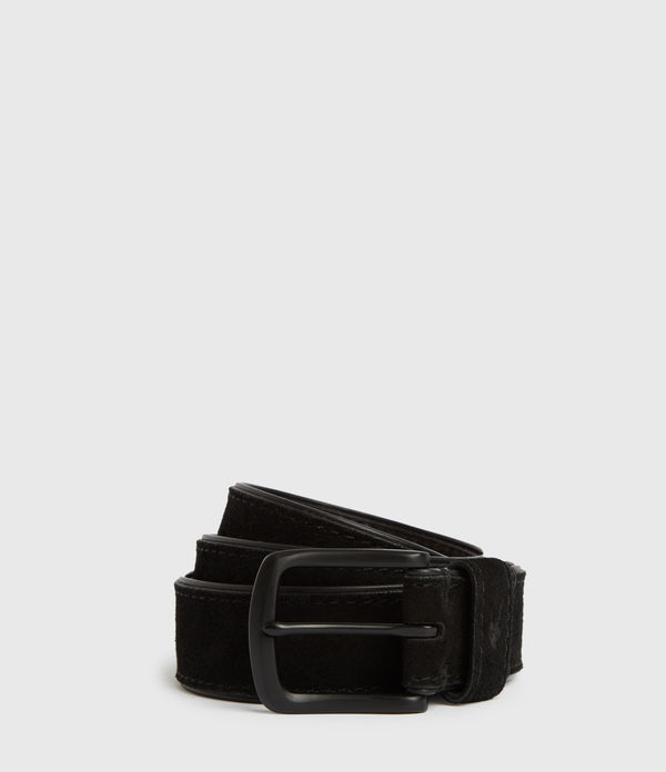 carson leather belt