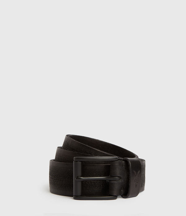 Kelsoan Leather Belt