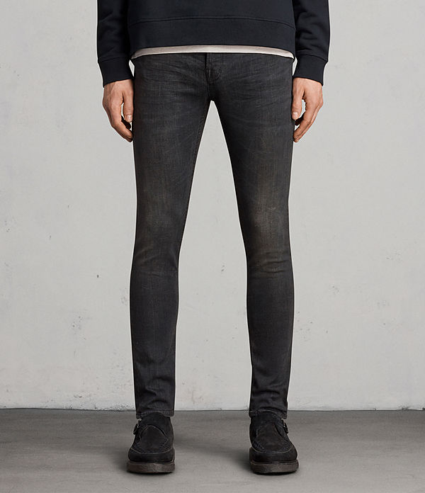 ALLSAINTS US: Men&39s Jeans Shop Now.