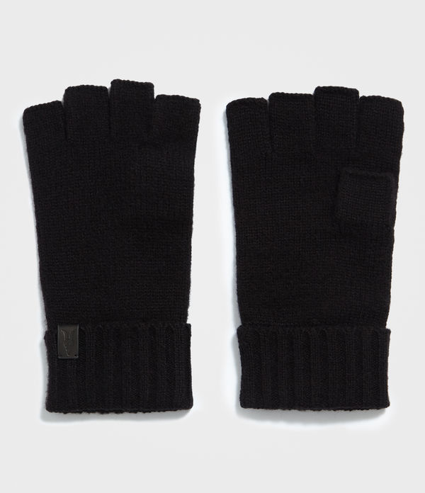 cut off fingers gloves