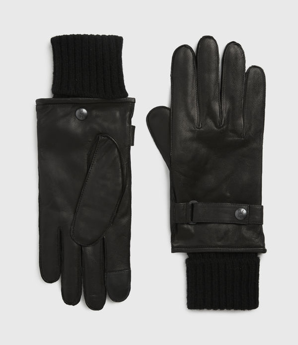 Yield Leather Gloves