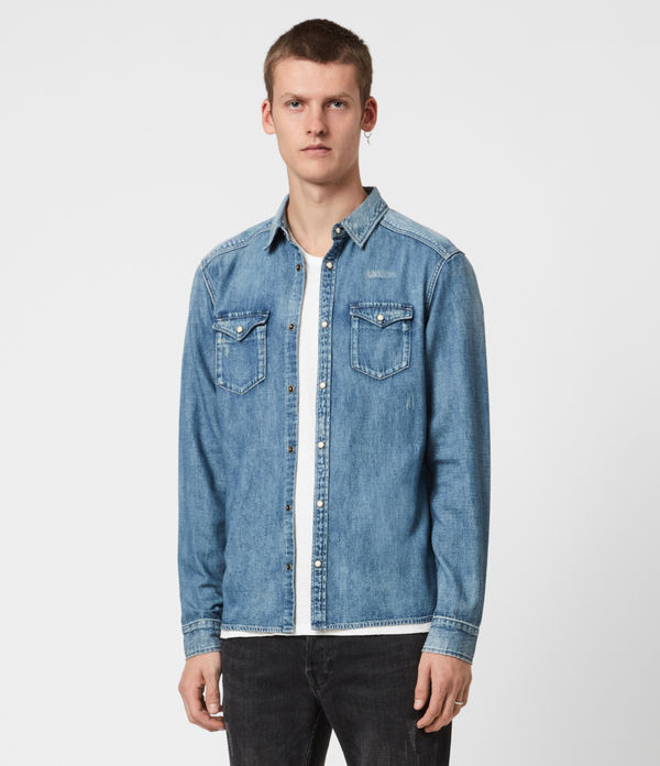 Darfield Denim Shirt