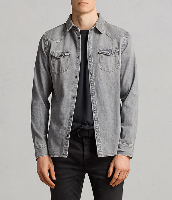 Gamble Denim Shirt