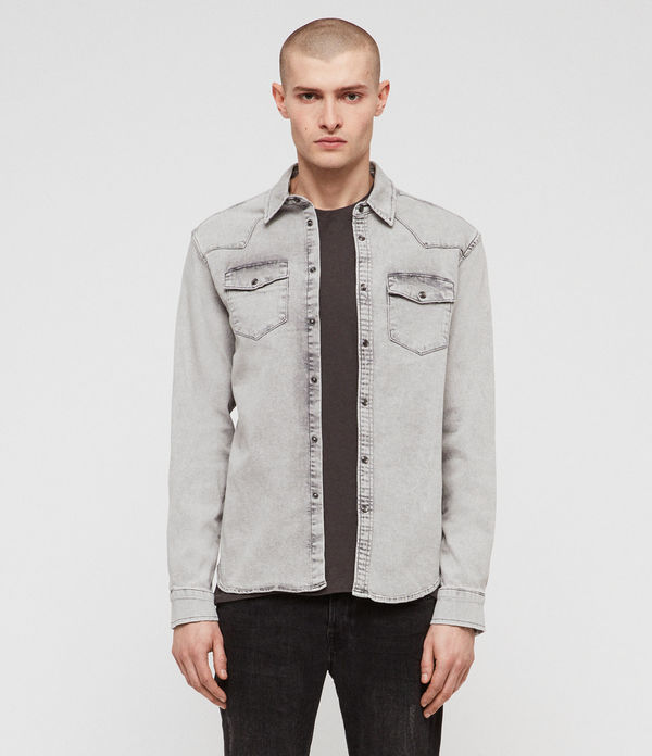 Gilard Denim Shirt