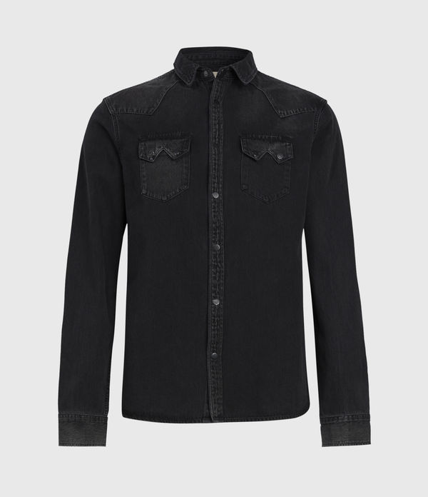 Bassett Denim Shirt