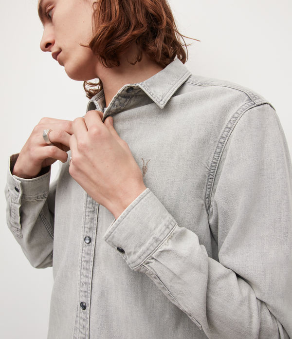 Gleason Denim Shirt