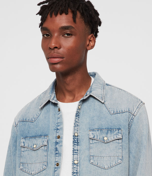 Isuka Denim Shirt