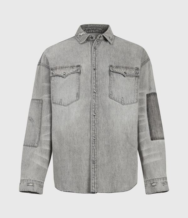 Solara Denim Shirt
