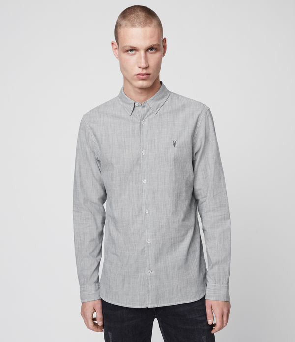 Bedford Long Sleeve Hemd