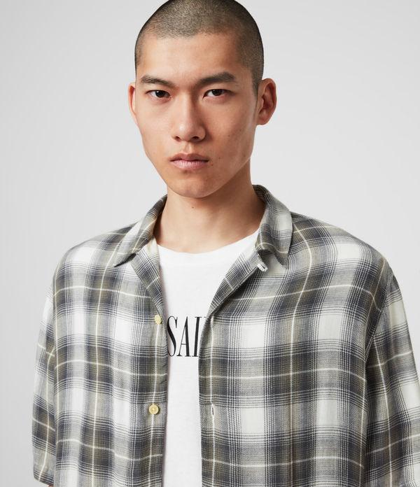 Encino Linen Blend Shirt