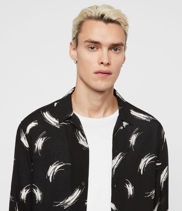 Stroke Long Sleeve Shirt
