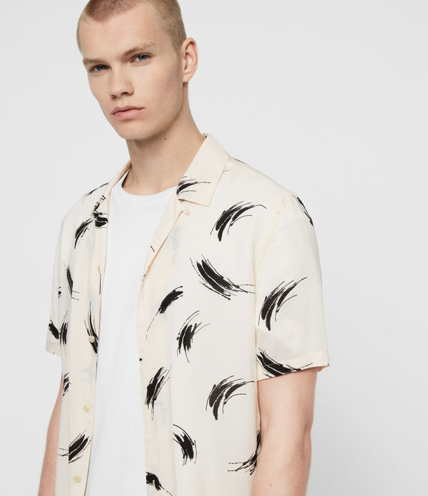 Stroke Short Sleeve Shirt