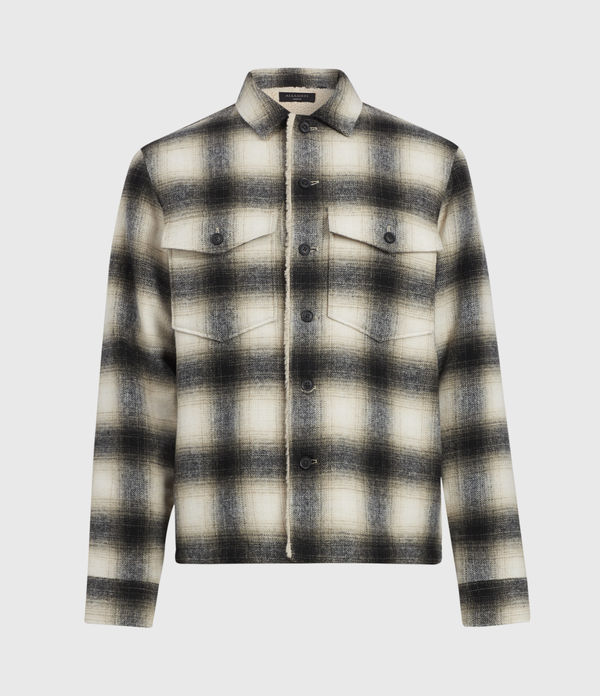 Lewes Sherpa-Lined Shirt