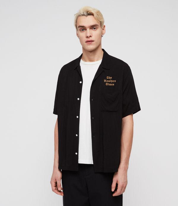 ALLSAINTS US  Men s Shirts f36a74fbe