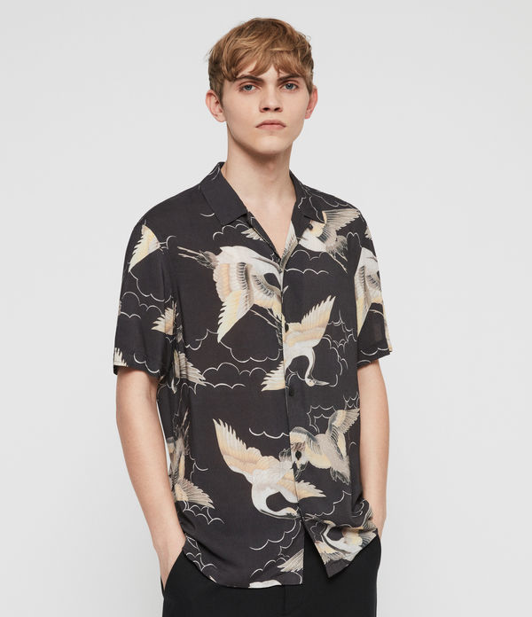 b2cb3e69 ALLSAINTS US: Men's Shirts, Shop Now.