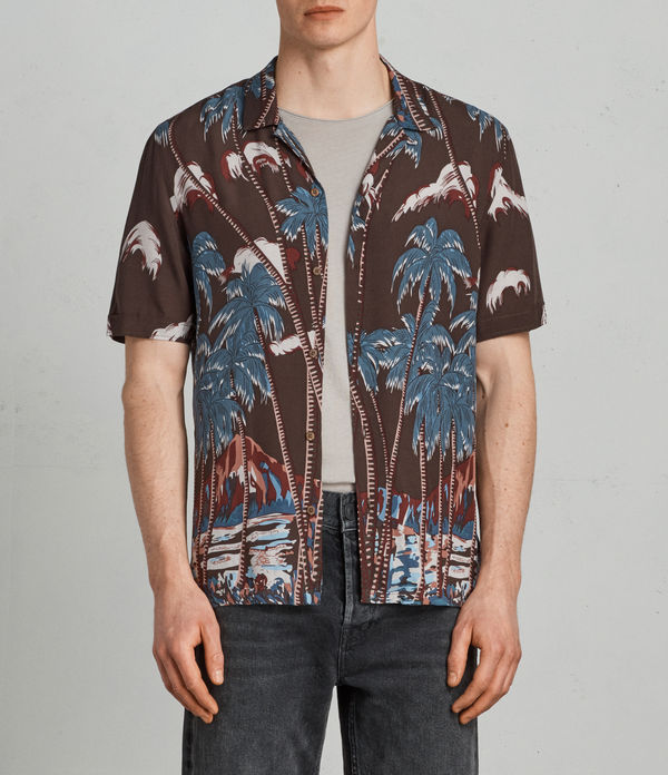 Nalu Hawaiian Shirt