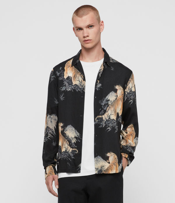 Kayan Long Sleeve Shirt