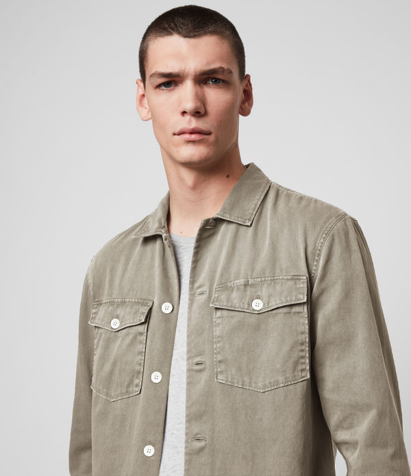 Chemise Militaire Spotter