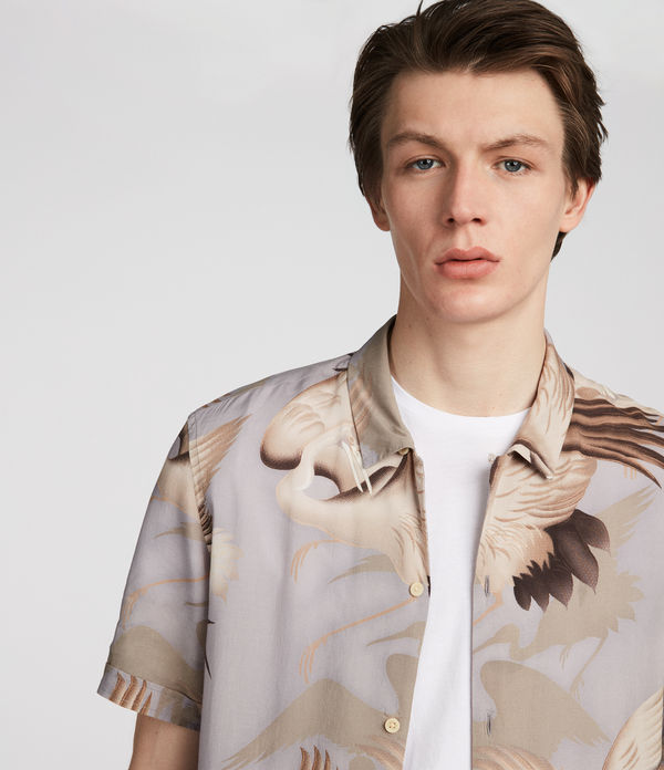 Wader Hawaiian Shirt