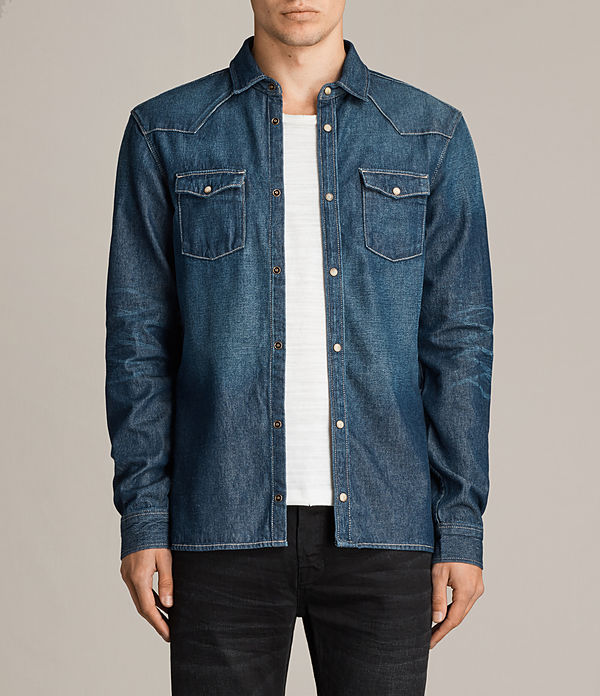 Irby Denim Shirt