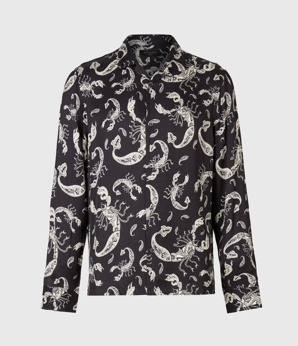 Skorpio Long Sleeve Shirt