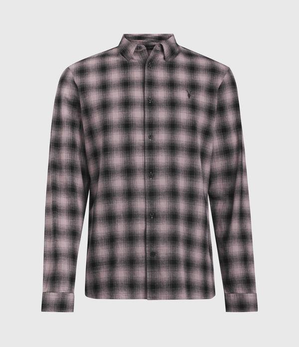 Copeland Linen Blend Shirt