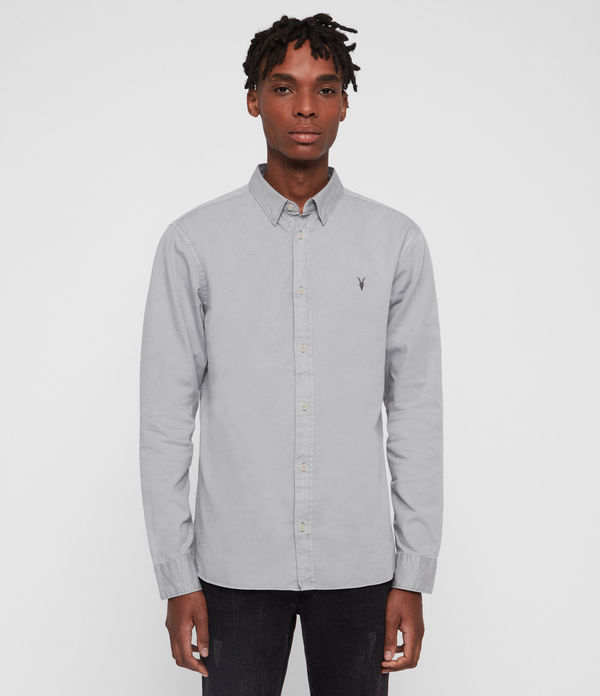 765bff06 ALLSAINTS UK: Men's shirts, shop now.