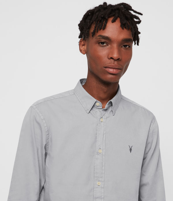 a737d9cd ALLSAINTS UK: Men's shirts, shop now.