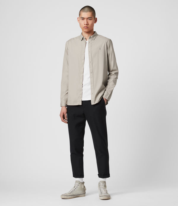 ALLSAINTS UK: Mens Nordheim Shirt
