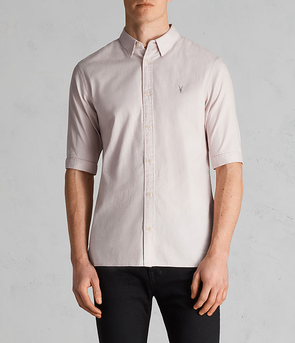 ALLSAINTS UK: Men's shirts, shop now.
