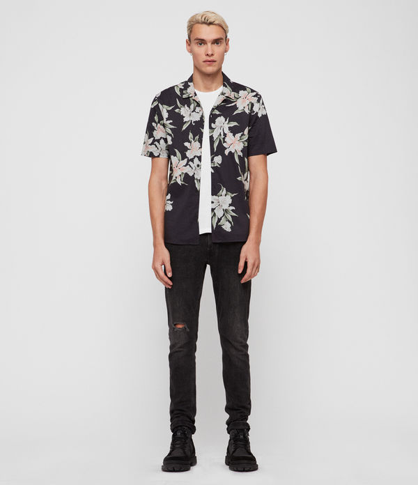 cafffe83 ALLSAINTS CA: Men's Shirts, Shop Now.