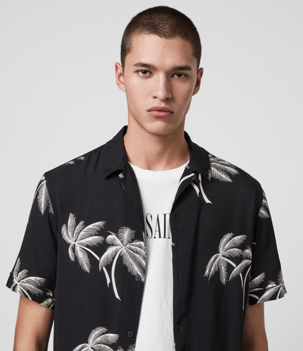 1771f9b1 ALLSAINTS UK: Men's shirts, shop now.